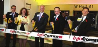 InfoComm 2013 Opens to Great Success