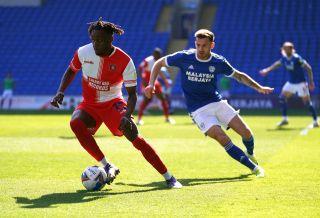 Cardiff City v Wycombe Wanderers – Sky Bet Championship – Cardiff City Stadium