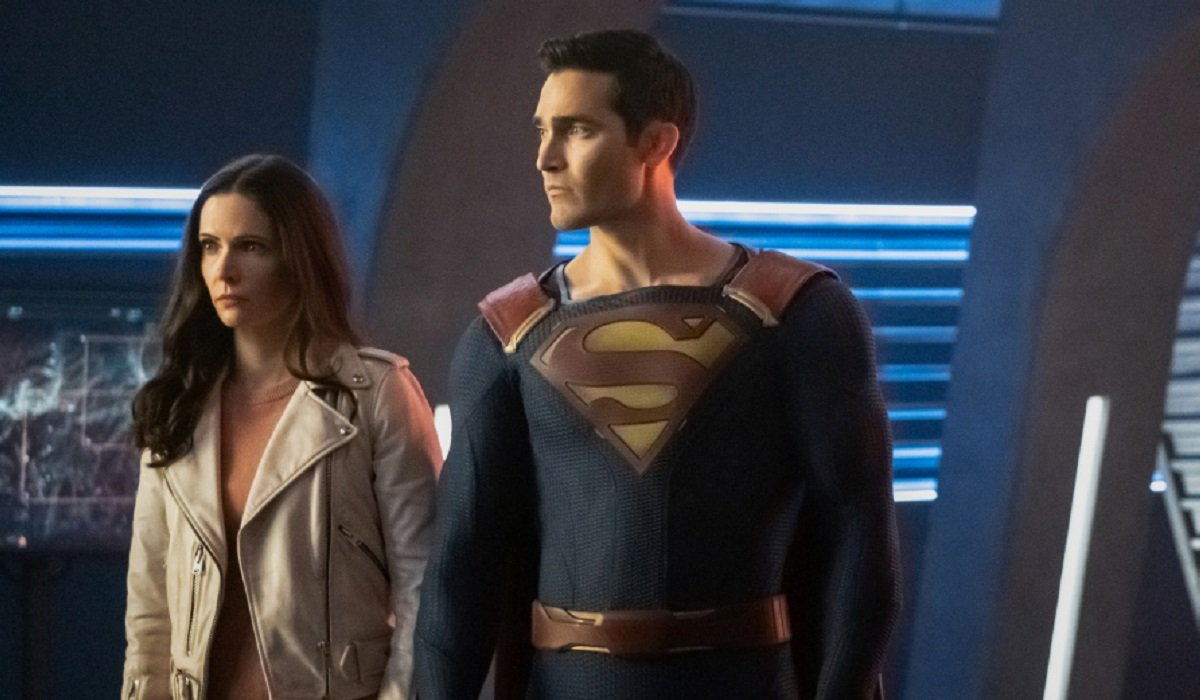 superman and lois love triangle season 1