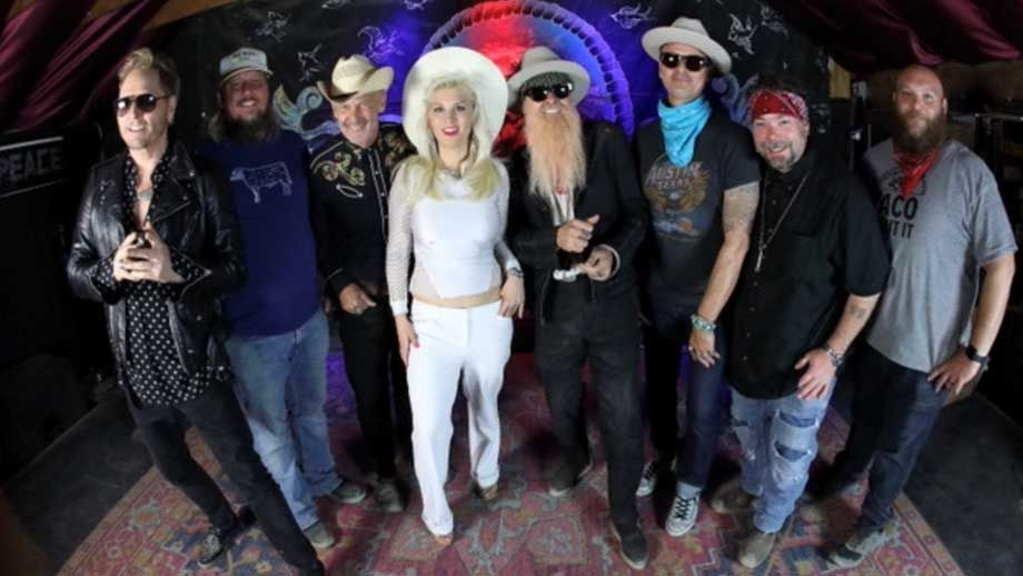 Billy Gibbons launches video for My Lucky Card filmed at legendary honky tonk