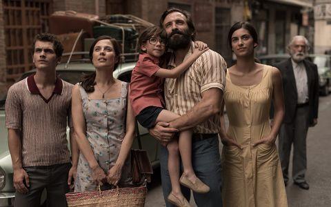 A happy family before the horrors of '32 Malasaña Street.'