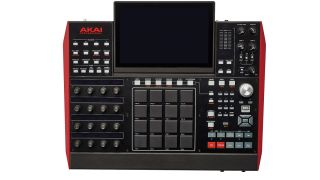 Akai MPC X review | MusicRadar
