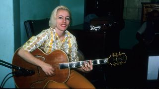 A portrait of Carol Kaye
