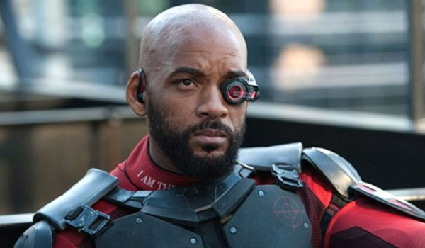 Will Smith Deadshot Suicide Squad DC