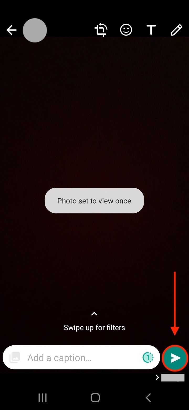 Cómo enviar fotos y videos desaparecidos en WhatsApp en dispositivos Android