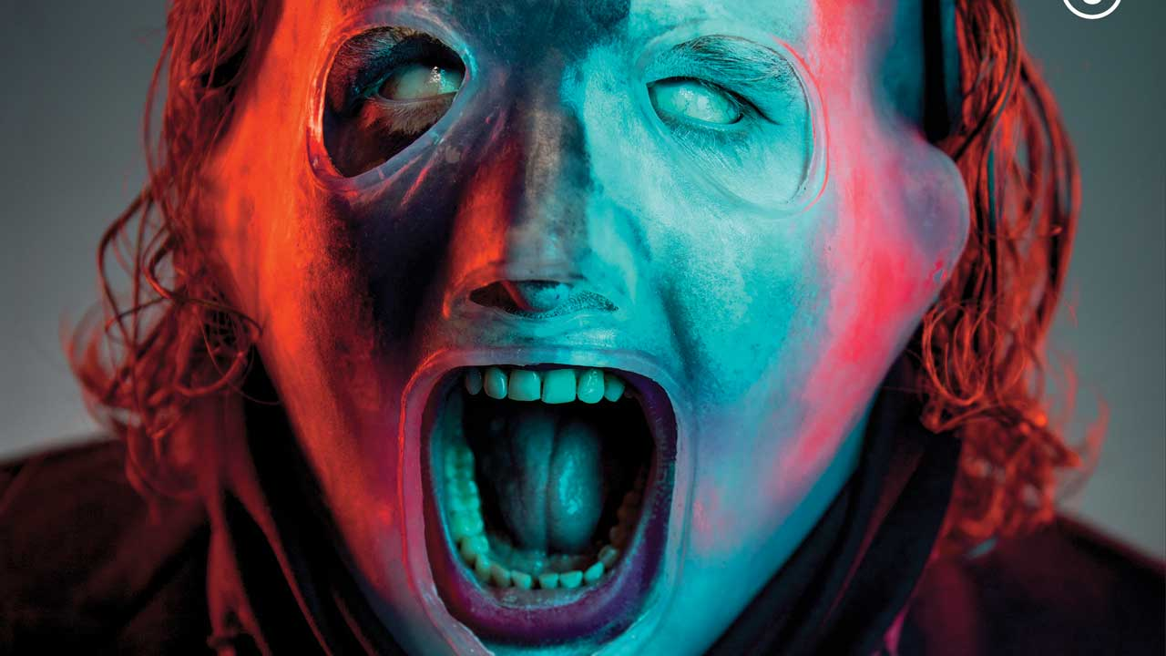 Slipknot dominate the cover of the new issue of Metal Hammer nine times over! | Louder