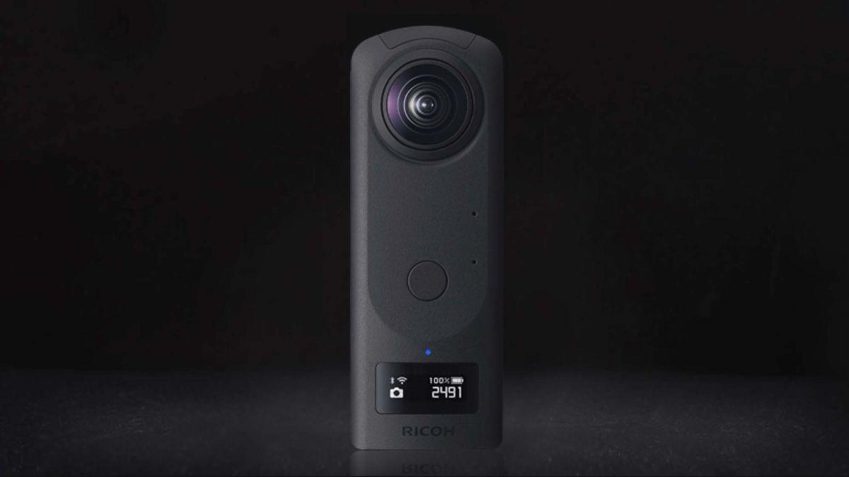 Ricoh Theta Z1 Review: A High-End 360 Camera