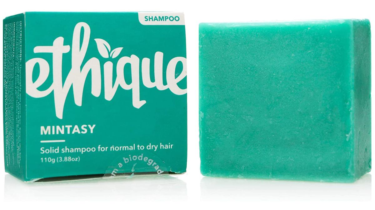 Ethique shampoo bar review: Is the Mintasy solid shampoo worth the hype?