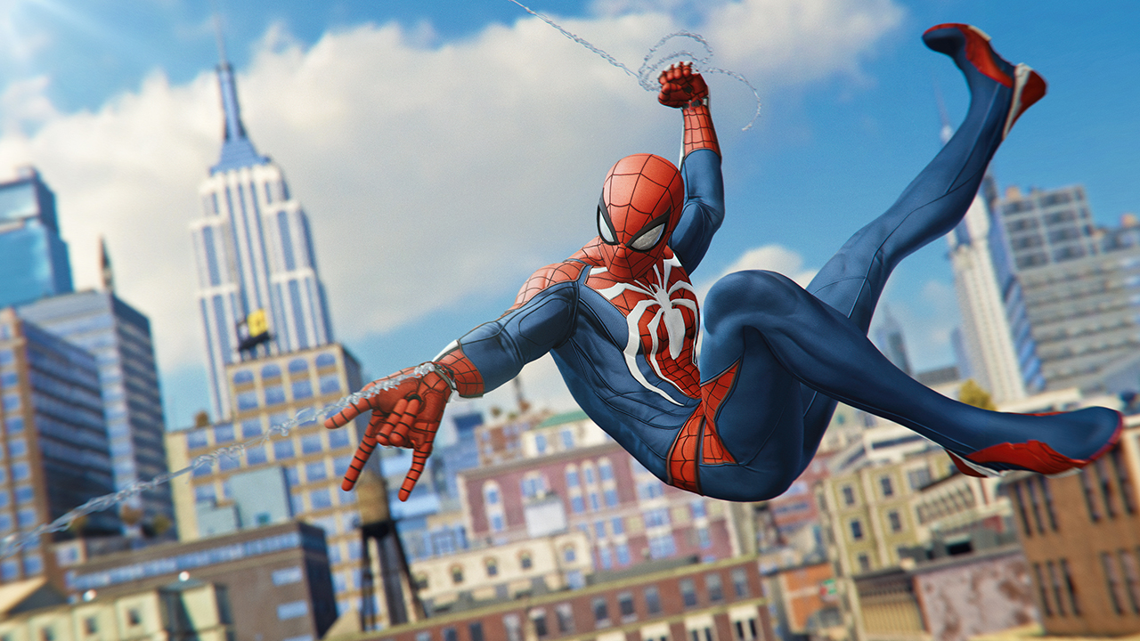 marvel's spider-man ps4 tips: 10 things i wish i knew | gamesradar+