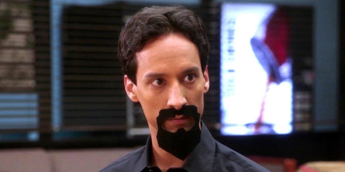 Danny Pudi as Evil Abed in Community