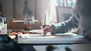 Website builder for artists