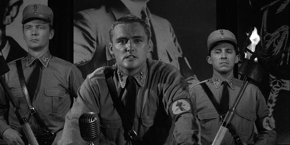 Dennis Hopper as a Nazi