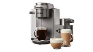 How to descale a Keurig coffee maker