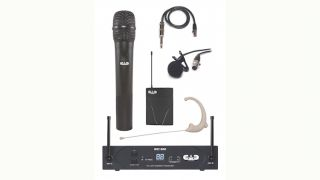 CAD Audio Debuts StageSelect 1600 Series UHF Wireless