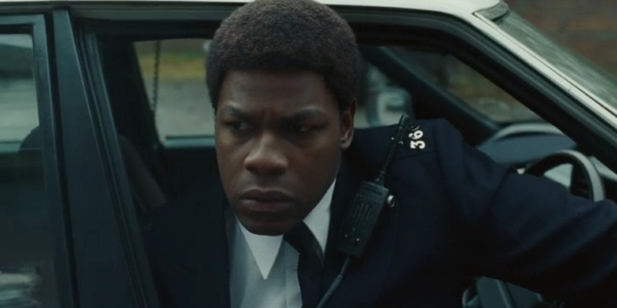 John Boyega in Small Axe: Red, White, and Blue