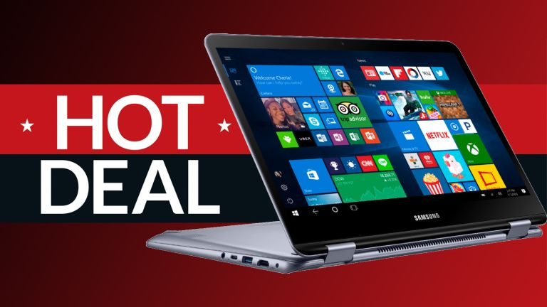 Check out Best Buy's cheap Samsung laptop deal and save $300 on the Samsung Notebook 7 Spin 13 inch laptop.