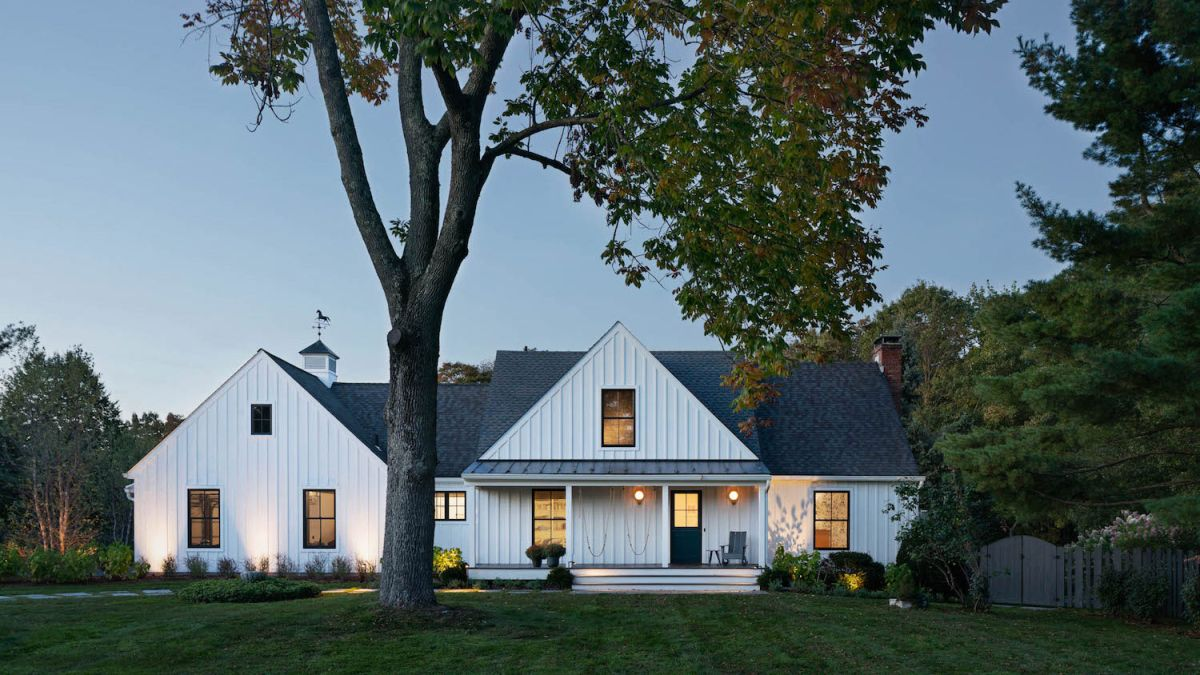 See a jaw-dropping farmhouse transformation