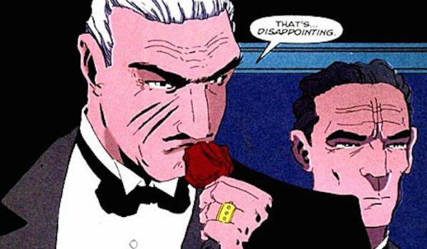Carmine Falcone Batman Year One