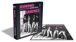 Ramones jigsaw