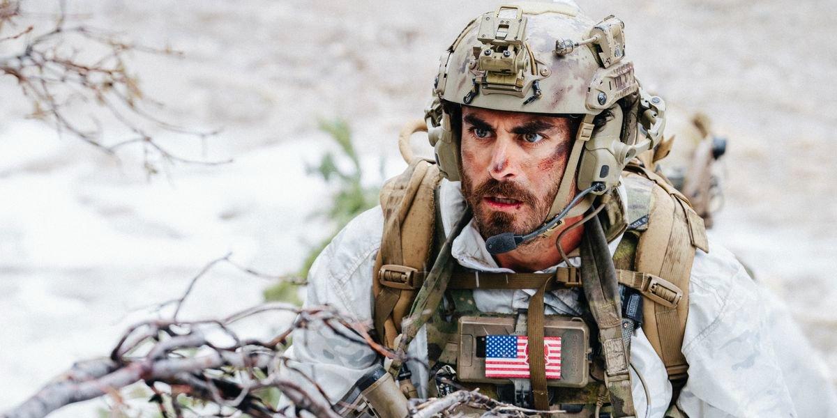 Justin Melnick as Brock Reynolds on SEAL Team.