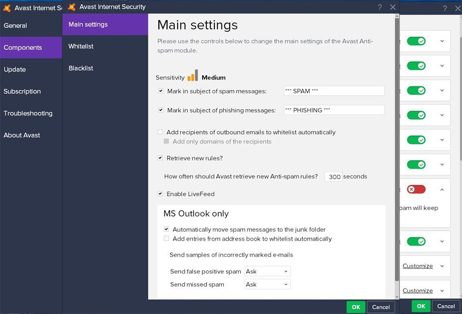 Avast Spam Filter Software - Pros, Cons and Verdict | Top