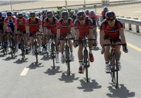 BMC Racing Team, Dubai Tour 2014 stage two