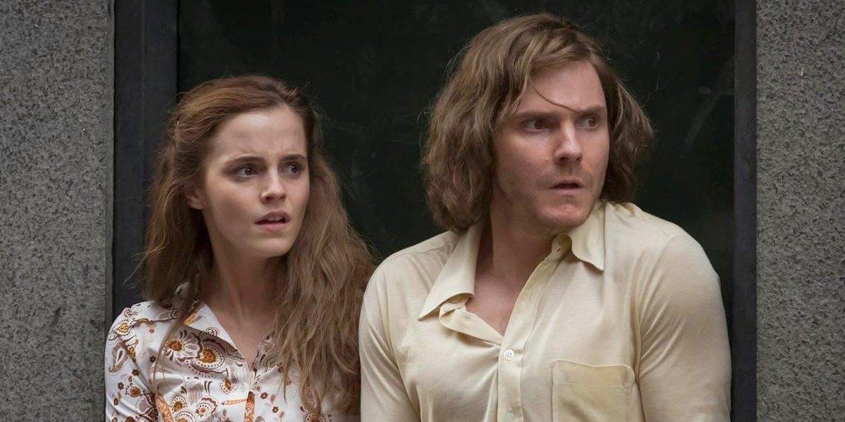 Emma Watson and Daniel Bruhl in Colonia