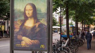 McDonald's art posters