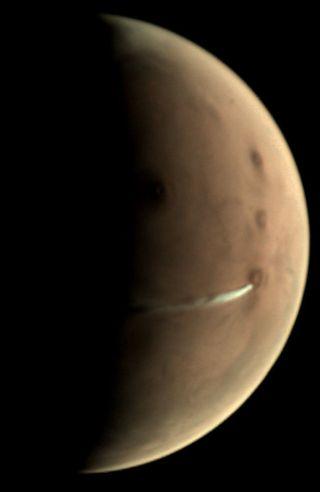 Mars Oct 10, 2018