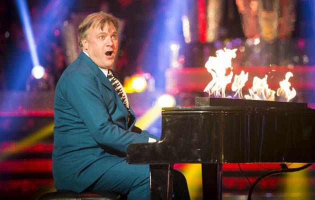 Ed Balls, strictly tour
