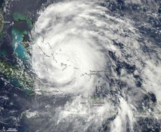 Hurricane Irene Bahamas