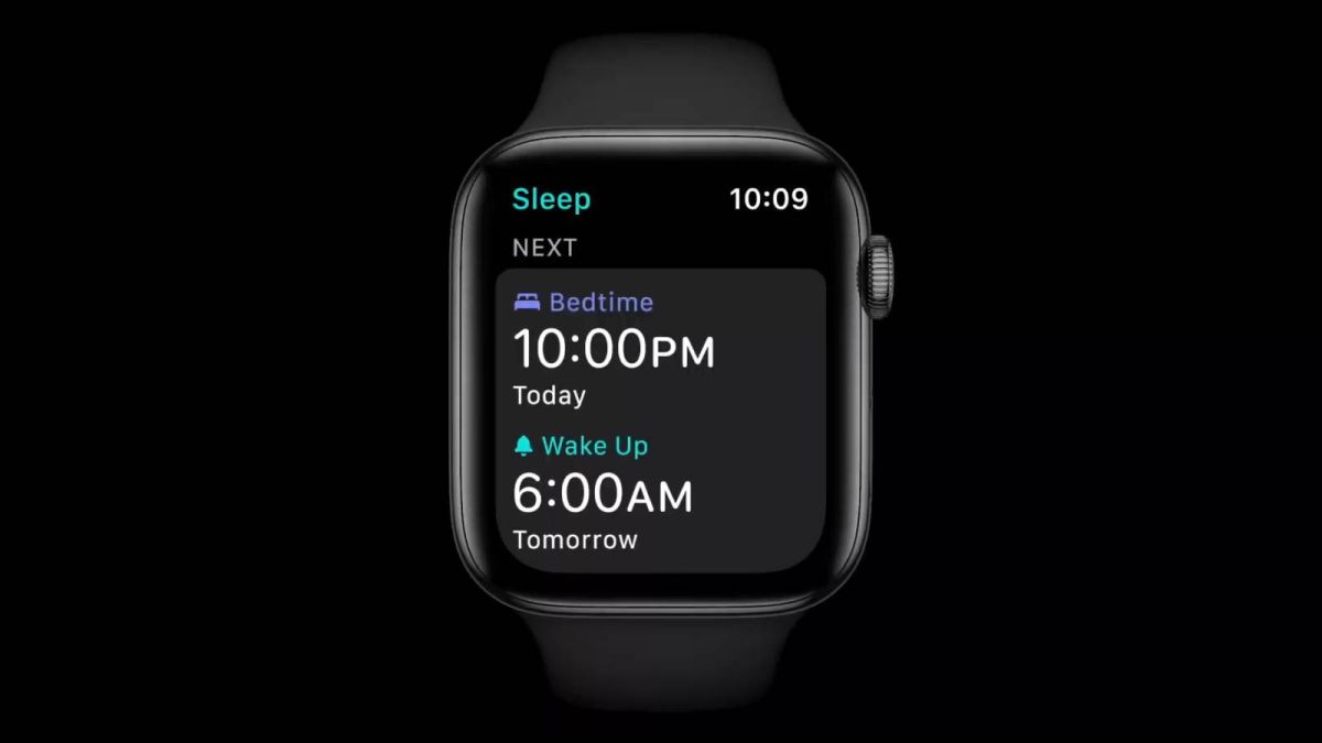 watchOS 7's sleep tracking is fine, but the real sleep revolution is in iOS 14