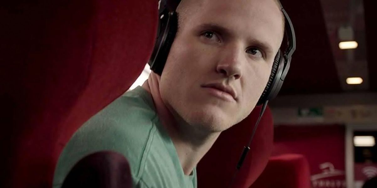 Spencer Stone in The 15:17 to Paris