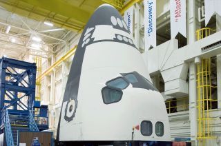 Space Shuttle Crew Compartment Trainer 1
