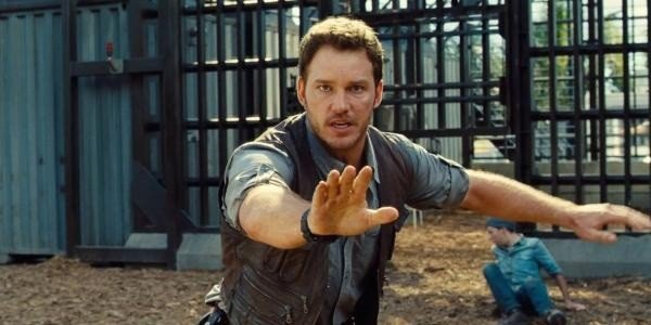 Chris Pratt - Jurassic World