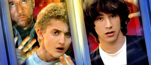 Bill & Ted's Excellent Adventure 3