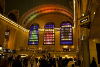 Grand Central Terminal Lights Up for Holidays