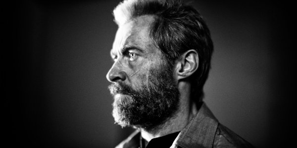 Hugh Jackman Logan Black And White