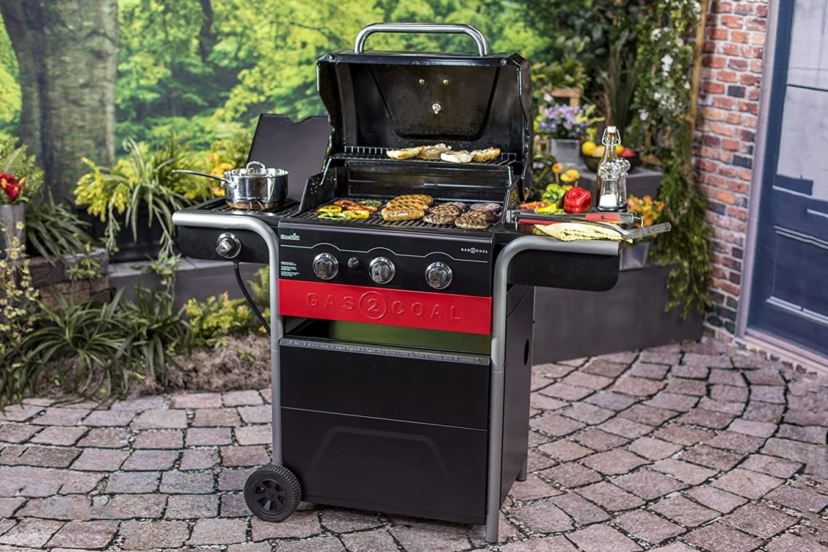 Char-Broil Gas2Coal BBQ review: a brilliant hybrid barbecue