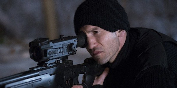 The Punisher Jon Bernthal Frank Castle
