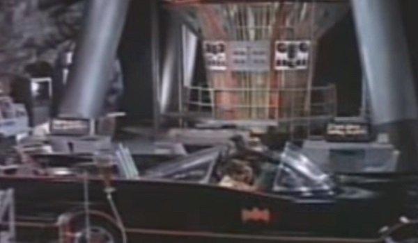 The Batcave Batman