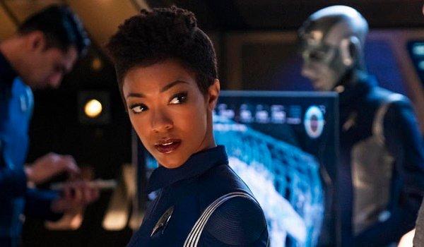 Michael Burnham Star Trek: Discovery cbs all access