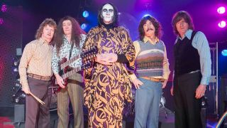Thotch band Brian Pern prog rock band BBC