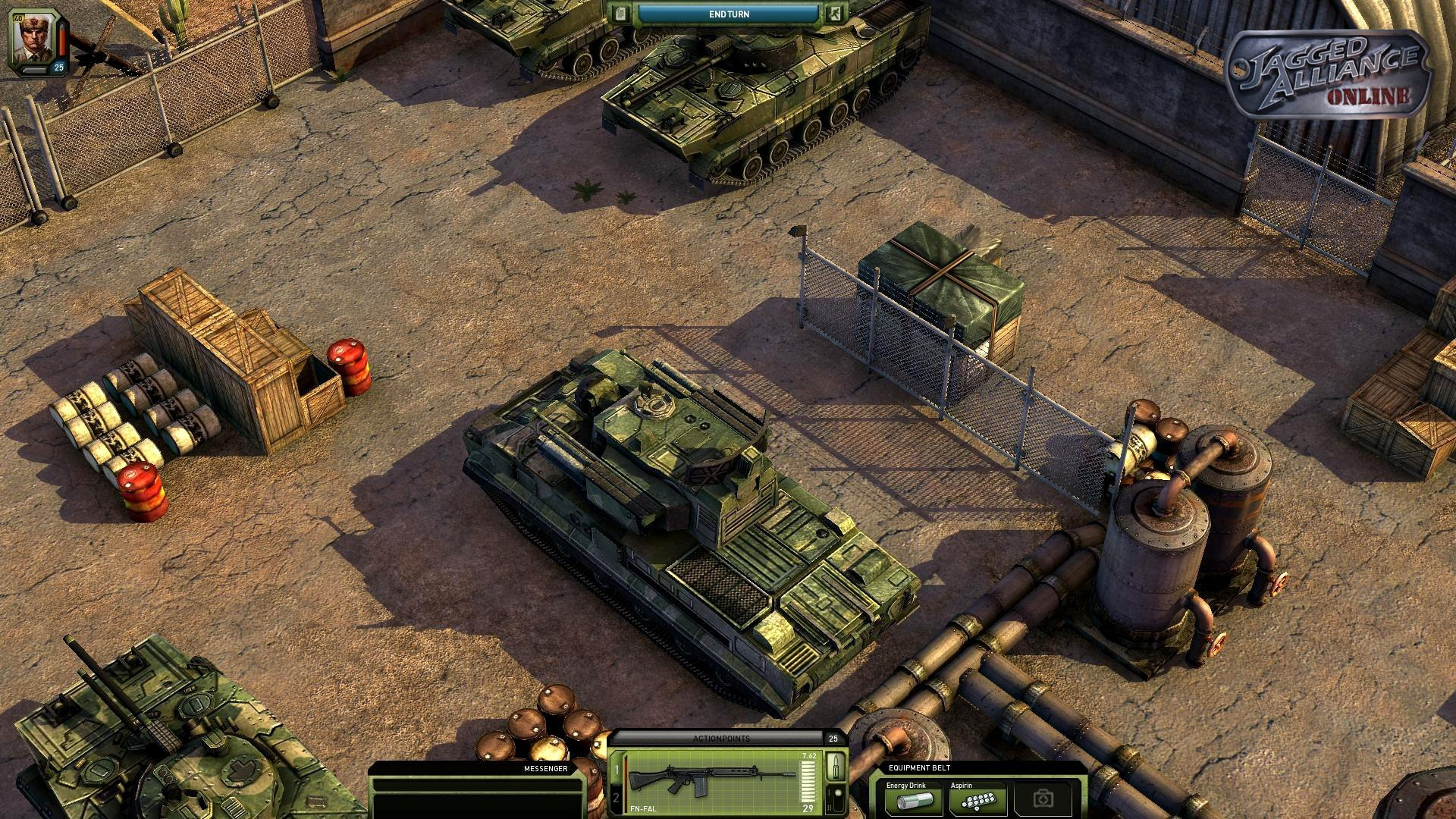 Jagged Alliance Online Enters Closed Beta Today #19747