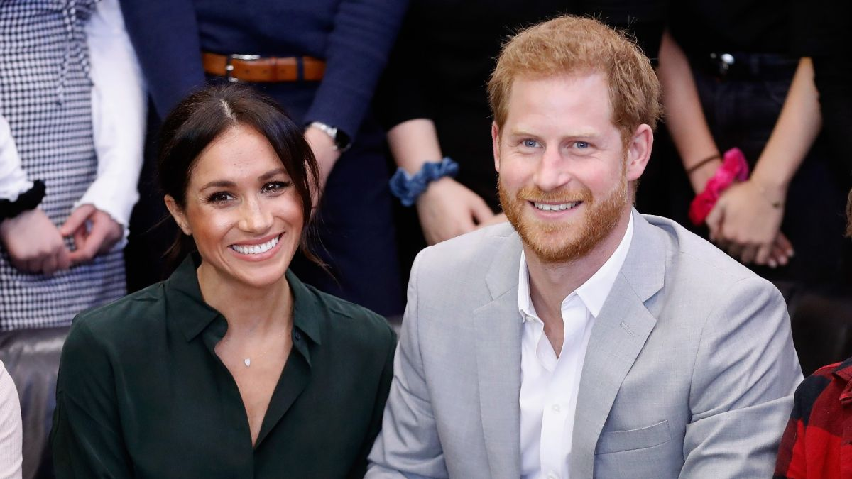 Prince Harry and Meghan Markle are expecting baby number two