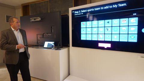LG Gallery (GX) OLED TV