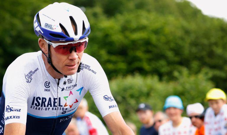 Chris Froome Tour de France dreams