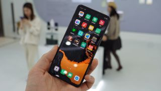 This phone of the future has no buttons, ports, bezels or