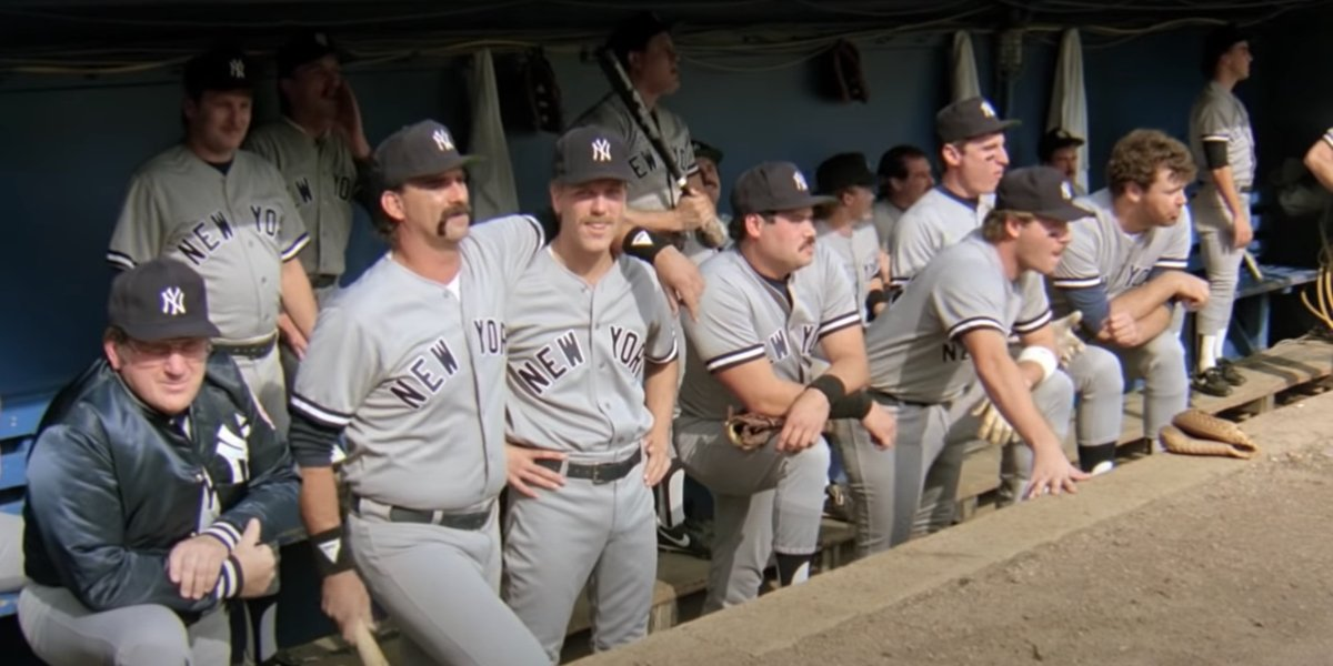 The New York Yankees in Major League
