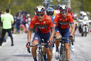 Domenico Pozzovivo has signed NTT Pro Cycling for 2020